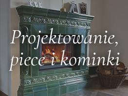 Projektowanie, piece ikominki - Riwal