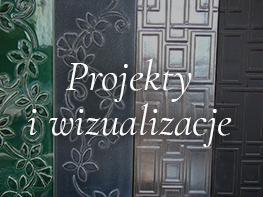 Projekty iwizualizacje